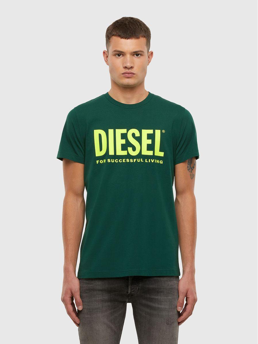 Camiseta--Para-Hombre-T-Diego-Logo--