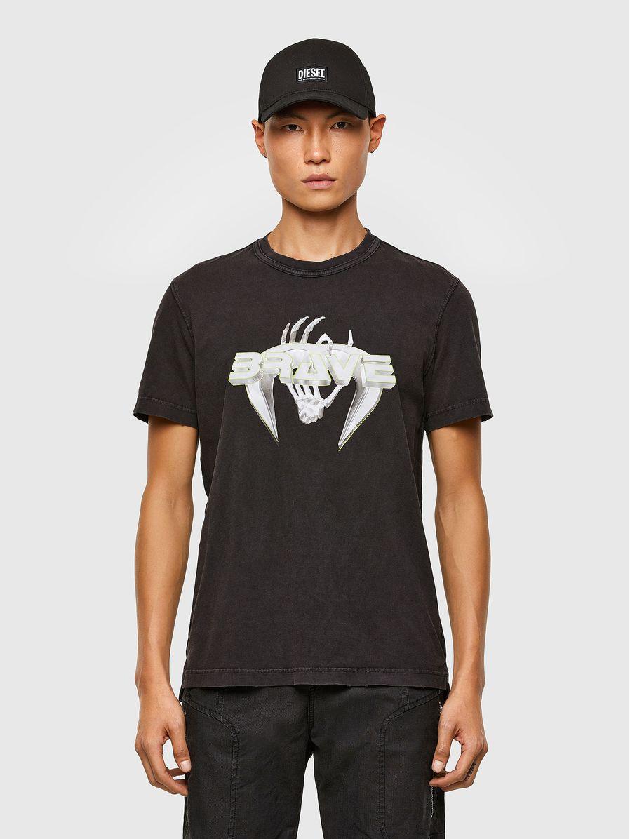 Camiseta--Para-Hombre-T-Diebind-Slits-A2-